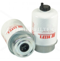 Fuel Petrol Filter For CATERPILLAR 2053043 - Dia. 84 mm - SN70139 - HIFI FILTER